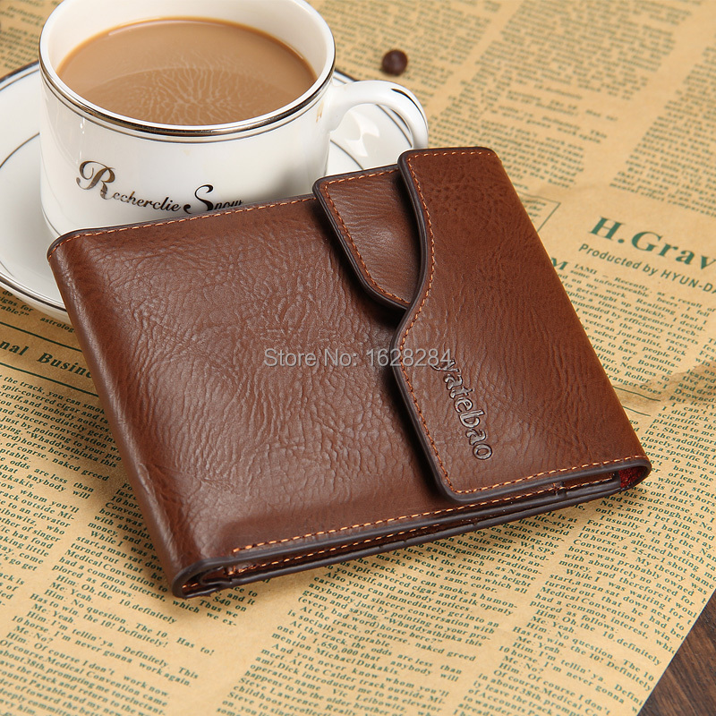 Newest Designer Coin Purse Men Brand Wallet Vintage Style Travel Wallets Double Hasp Genuine Leather Wallet Card Credit Holders(China (Mainland))