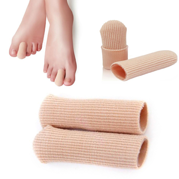New Durable Gel Cap Finger Toe Blister Callouses Relief Tube Protector Small Foot Care Health Toe health(China (Mainland))