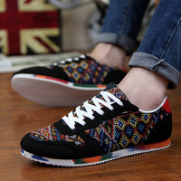 2015 Spring and autumn men's shoes popular men fashion sneakers casual shoes for men. Free Shipping