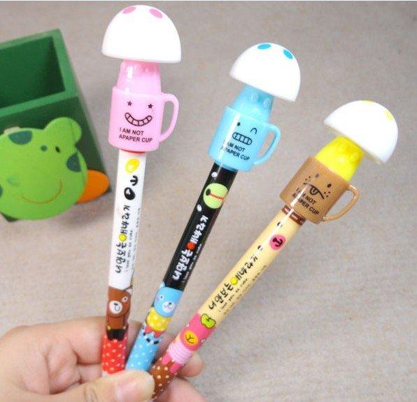 IN Stock! Hotsale! Hello Kitty pen/Cartoon ball-pen/Lovely ball-point pen/Gift/,Hello ball point pens - beyblade sale store