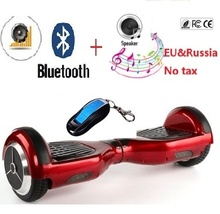 Buy 6.5 inch Electric skateboard hover board Self balancing scooter hoverboard bluetooth skateboard smart balance 2 wheel scooter for $221.23 in AliExpress store