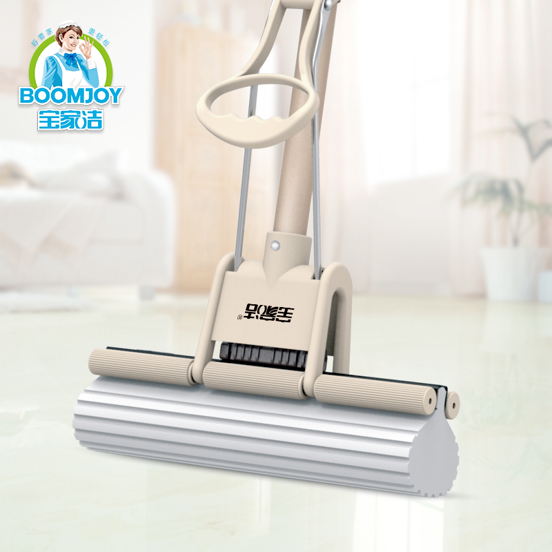 33cm Width Songe Mop Floor Cleaning, Soft in 20 Seconds,Carton Flow System,Easy Clean,Extensible;Not including Basket,mopas(China (Mainland))