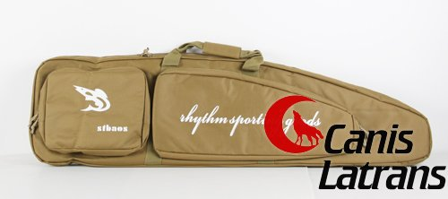 hot sale 120CM military gun case tactical airsoft case for hunting CL12-0008TAN(China (Mainland))