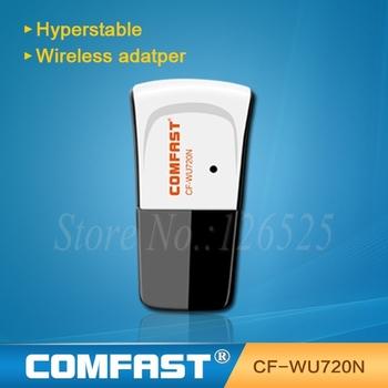 Mini USB 150Mbps 802.11n/g/b wifi Adapter wireless signal Receiver/Emitter Comfast WU720N V2.0 RTL 8188EUS Chipset