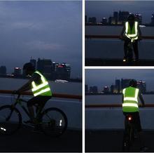 Reflective Safety Clothing Vest (China (Mainland))