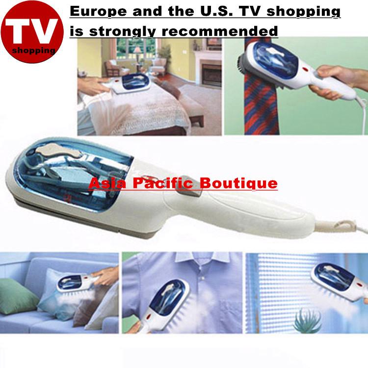 2015 new EU Plug the English version SJ-2106 iron portable handheld garment steamers electriciron steam brush(China (Mainland))