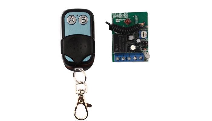 remote control module