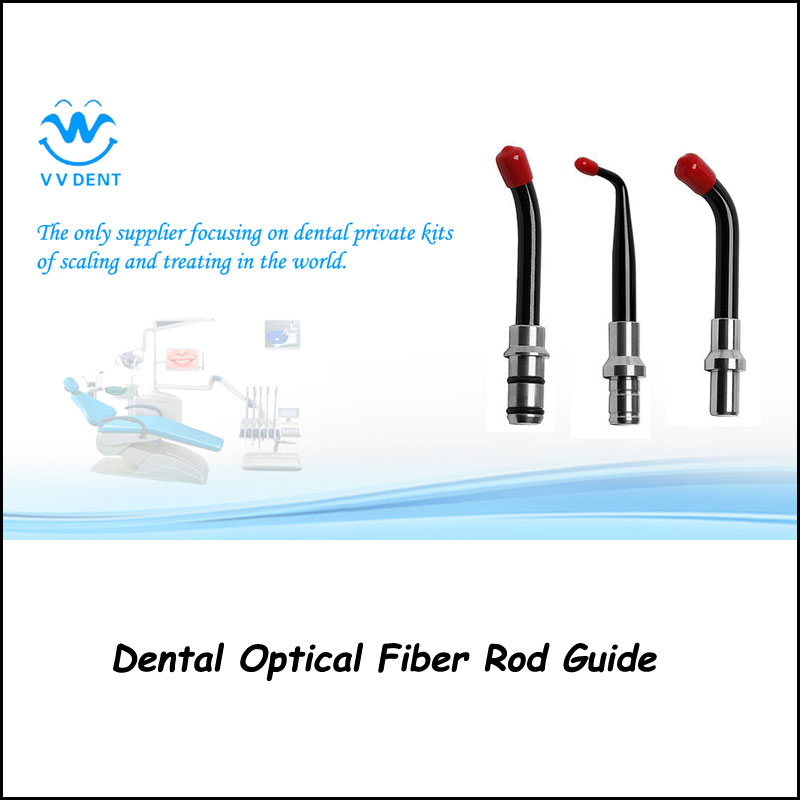 3pcs Band New Dental Equipment 3PCS Dental Universal Guide Tip For LED Curing Light Lamp(China (Mainland))