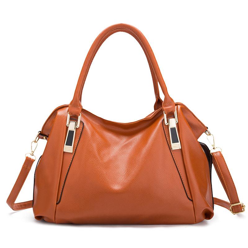 Hot sale 2016 Fashion Designer Brand Women Pu Leather Handbags ladies Shoulder bags tote Bag female Retro Vintage Messenger Bag(China (Mainland))