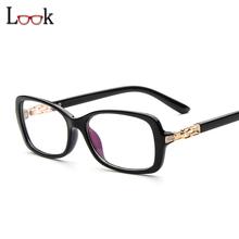 2016 New Brand Optical Glasses Women Oculos De Grau Vintage Diamonds Eye Glasses Frames Prescription Eyewear Lentes Opticos