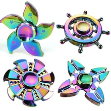 Buy 2017 New Fidget Spinner High Hand Spinner finger spinner Autism ADHD Anti Stress spiner Toys Adult Kids Gift for $5.12 in AliExpress store