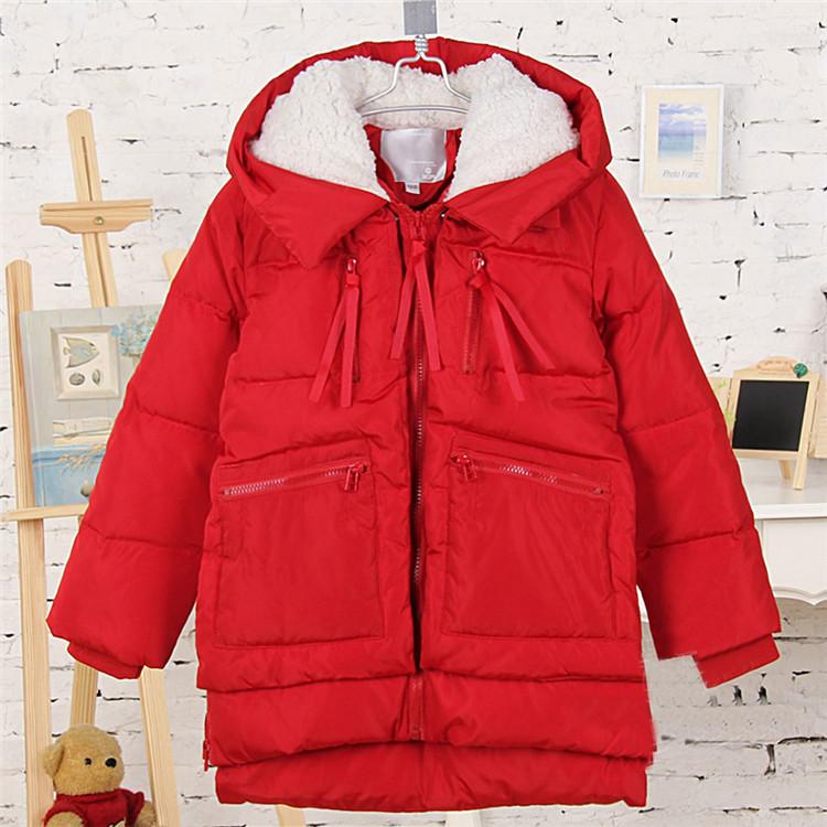 2015 winter tooling boys clothing girls clothing baby child cotton-padded jacket down coat A1193(China (Mainland))