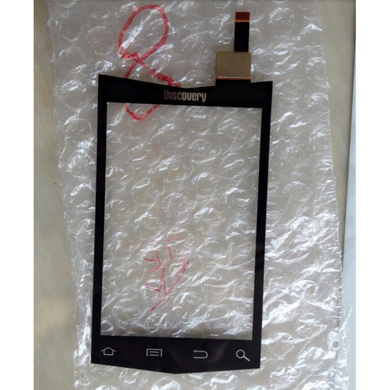 100% Original 3.5inch Discovery V5 Touch Screen 3.5 Inch MTK6515 Touch Panel Free Shipping In Stock(China (Mainland))