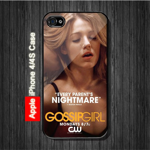 Gossip Girl Fans Case for Samsung s3 4 5 edge mini Note 3 4 for Ipod 5 4 IPhone4s 5s 5c 6plus HTC M7 8 9 Hot Series(China (Mainland))