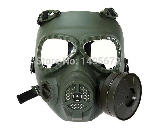 Gas Mask Paintball Mask Gas Protector Mask