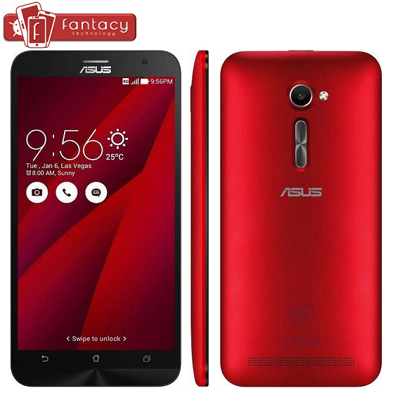 "Stock For ASUS Zenfone 2 ZE551ML Intel Atom Z3580 Quad Core 2.3GHz FDD LTE 4G Android 5.0 5.5"" 1920*1080P 4GB RAM 64G ROM Phone(China (Mainland))"