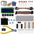 Electronic Components Working Kit Ultimate Starter Beginner Learning Kit for Raspberry Pi 2 3 Arduino UNO