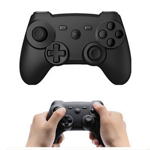 Genuine Xiaomi Mi Wireless Bluetooth Game Handle Controller Remote Joystick GamePad For Smart TV PC(China (Mainland))