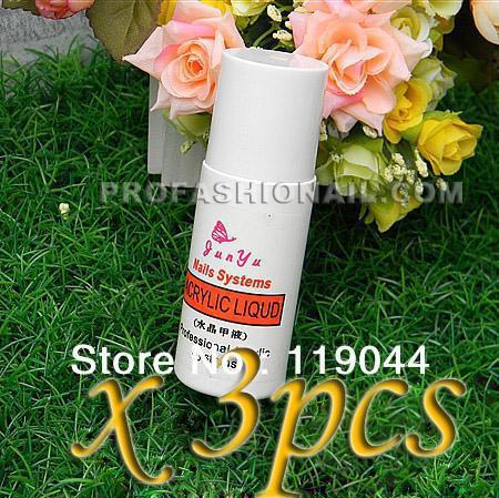 FREE SGIPPING 75ml nail Acrylic Liquid For Professional Nail Systems Art Nail art NA180(China (Mainland))