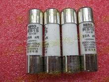 Rs15 10 X 38 предохранитель керамический предохранитель 25а 30а 32а ар 500 В мин