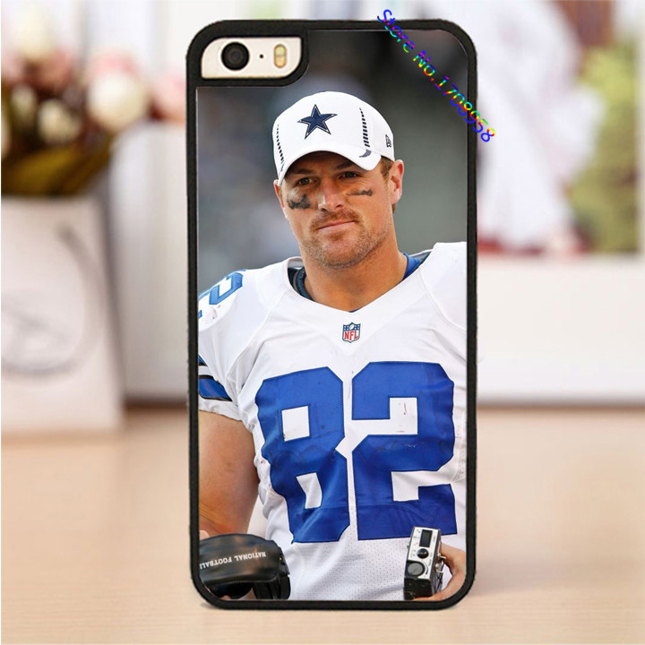 Jason Witten #82 Dallas Cowboys phone cell cover case for iphone 4 4s 5 5s 5c SE 6 6s & 6 plus 6s plus &TO3646(China (Mainland))