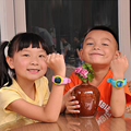 SOS Emergency Anti Lost GPS Tracker Watch For Kids with Wifi GSM Smart Mobile Phone App