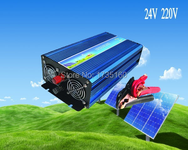 1500W Off Grid Invertor DC12V or 24V to AC100V Pure Sine Wave Invertor<br><br>Aliexpress