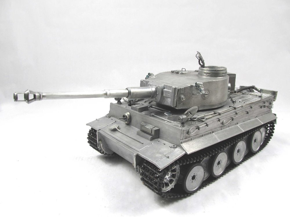 Mato 1220 Complete 100% Metal German Tiger I rc tank 1/16 1:16 (Recoil barrel, BB shooting,Ready to Run,)(China (Mainland))