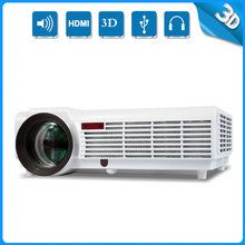 Thinyou 1280x800 HD LED Projector 1080P 3D Projetor game movie Video home theater Proyector Beamer HDMI USB VGA AV TV excelvan(China (Mainland))