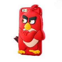 5S 6S plus For apple iphone 5 s SE/ 6S /6S plus animal bird phone case soft silica gel back over shell