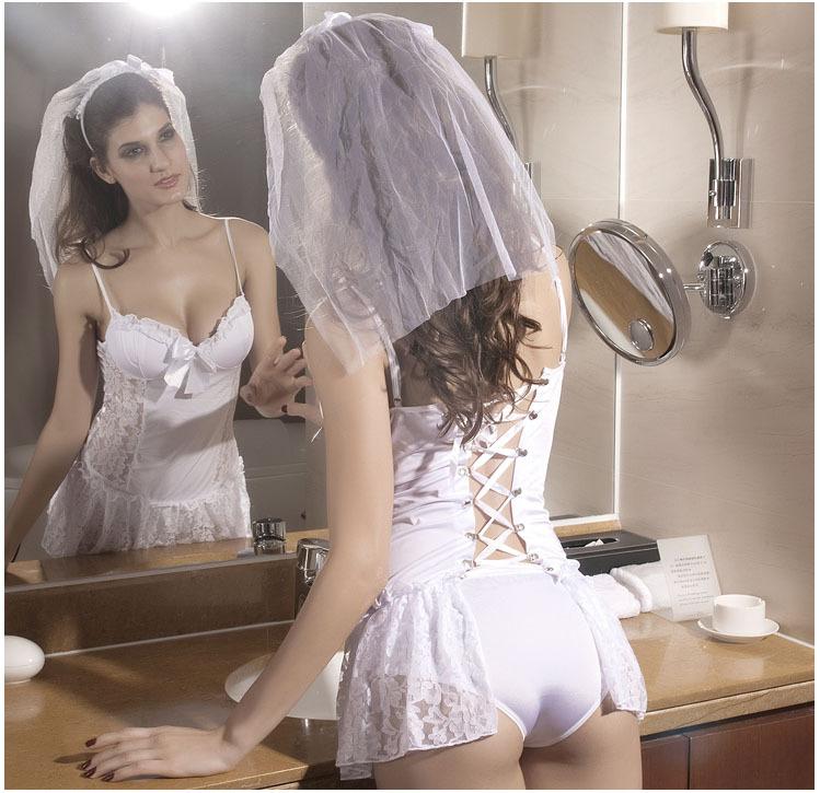 Lucky bastard! Bride sexy