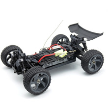 Himoto 1 18 RC SCALE RTR 4WD ELECTRIC POWER BUGGY W 2 4G REMOTE Cars 45KM