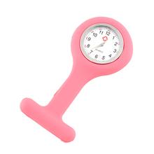 Nueva rosa especial moda t-ala cerrada reloj de la enfermera llevar ropa niños ropa dama presente regalo de la alta calidad a estrenar