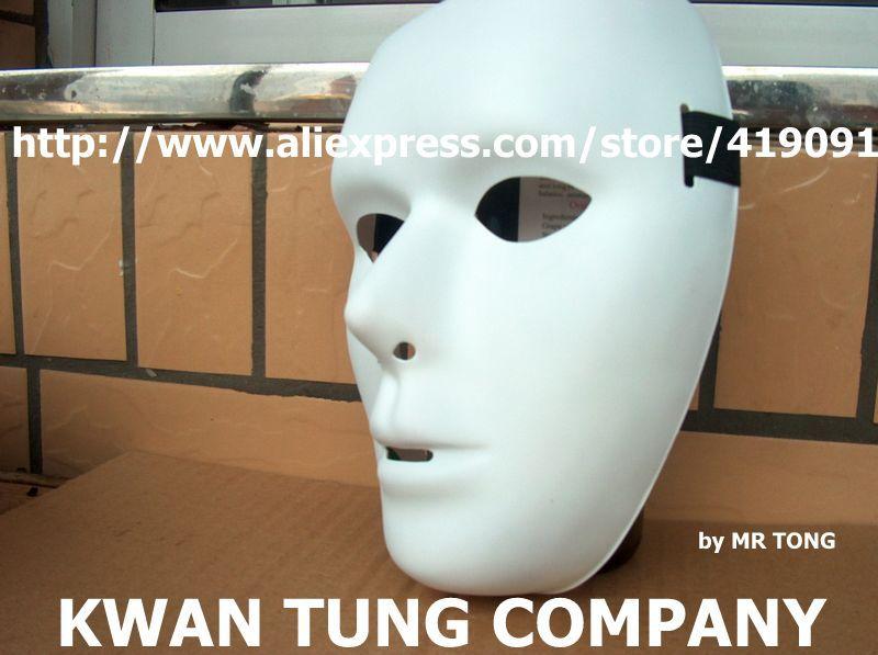 1 Wolesale HIPHOP Jabbawockeez Holiday ornament Party Mask Head Halloween Costume Theater Prop Novelty PVC - SHANGHAI KWAN TUNG COMPANY store