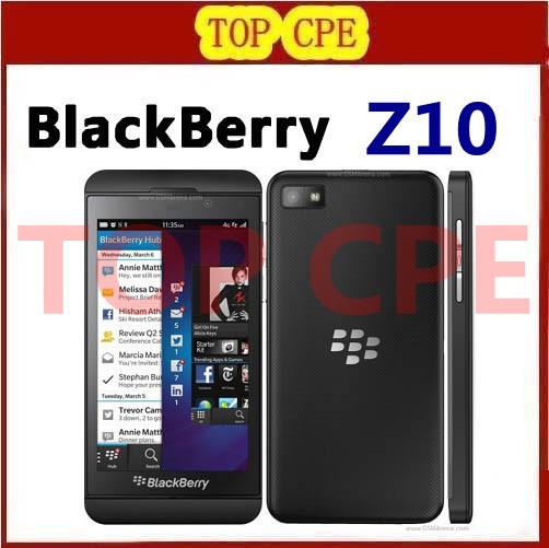 "Refurbished Z10 original unlocked Blackberry Z10 phone 4.2"" Capacitive screen 4G network 8.0MP camera GPS WIFI phone(China (Mainland))"