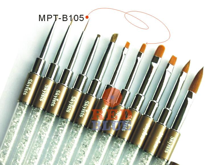 Nail Art Design painting Tool Acrylic Sculpting Brush (MPT-B105)  -  REDBLUE Center store