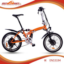 """High Quality E bike 250W Bruhsless motor 20"""" Electric bike with 36V Battery CE approved (China (Mainland))"""