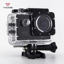 Buy F60R/V3R Action Camera 4K 30FPS Wifi Ultra 1080P HD 16MP 30M Waterproof 170D Go yi 4k EK Pro EN Helmet Deportiva Sport Camcorder for $31.27 in AliExpress store