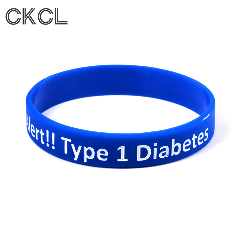 Popular Diabetes Silicone Bracelets Buy Cheap Diabetes