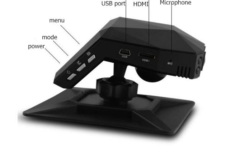 2.0 inch mini car dvr camera recorder with perfume 1080p car camera dash cam vehicle dvr car dashboard camera black box for car