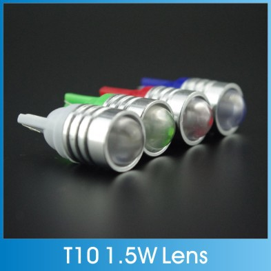 5pcs W5W 921 912 High Power T15 T10 Led 5W White Optical Projector Lens Bulbs Lamp for Car drl high power car bulbs T10 led(China (Mainland))