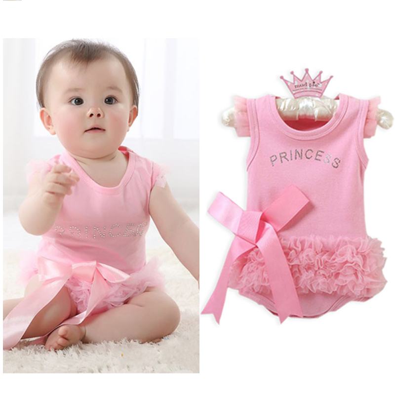 Toddler baby girl romper princess newborn baby boy clothes Baby clothing designers