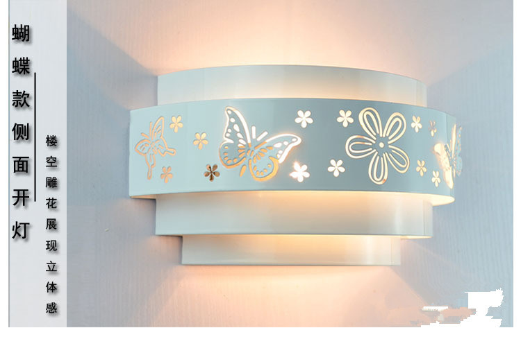 wall lamps luminaire light bedside lamp wall lights bedroom voice
