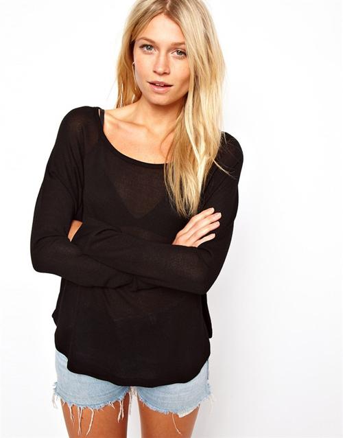 Женский пуловер MOON WALK , Z796