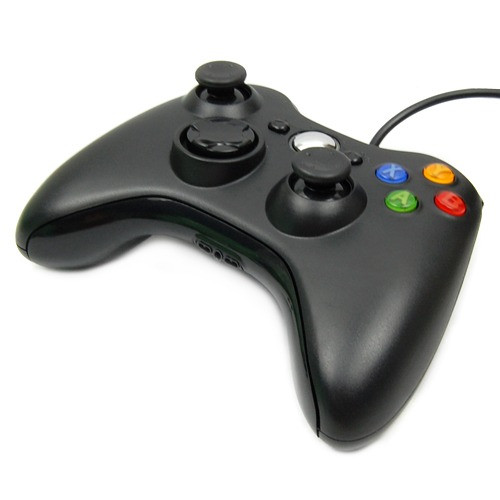 image for USB Wired Game Pad Joypad Controller For MICROSOFT Xbox 360 Slim Gamep