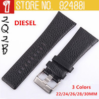 White NEW BRAND Watchband,DZ1555/4296/4210/1339,22/24/26/28/30mm,Solid Deployment Clasp,Watch BANDS Strap Free Shipping 2082