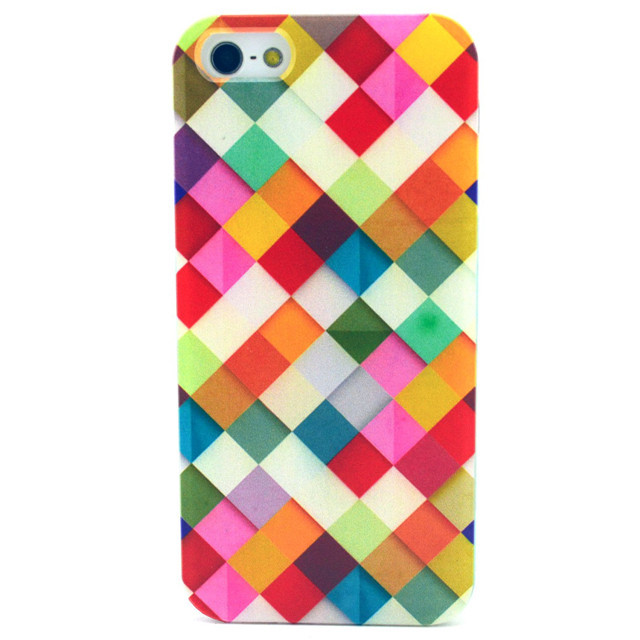 2015 New Colorful Print Design Soft TPU Cell Phone Case Cover For Apple iPhone 5S 5 5g Protective Skin Bag For i5 Covers(China (Mainland))