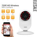 3 6mm White Onvif Mini WIFI IP Camera CCTV HD 720P Night Vision For PC Pad
