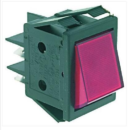 Red Bipolar Switch 16a 250v<br><br>Aliexpress