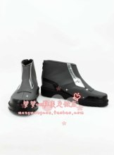 Guilty Crown Ouma Shu Cosplay Shoes Anime Boots Customized(China (Mainland))